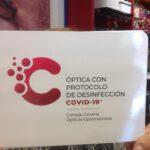 Protocolo de desinfección COVID-19